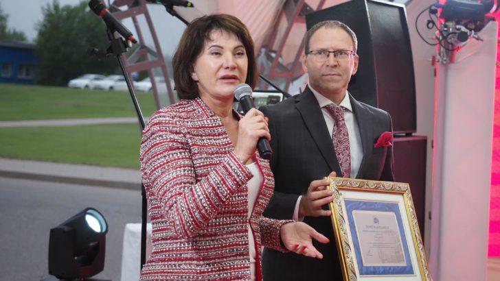 Людмила Маницкая приняла участие в праздновании 10-летия VALIO