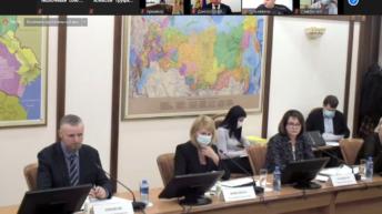 У вице-губернатора Краснодарского края началось выездное совещание Комитета по АПК Совета Федерации по вопросу цифровой маркировки